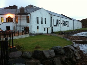 La distillerie Laphroaig