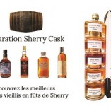 Coffret Maturation Sherry Cask