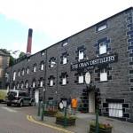 La distillerie Oban