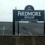 La distillerie Ardmore