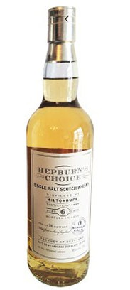 Miltonduff 6 ans Hepburn's Choice