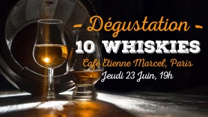 Private Whisky Night Juin