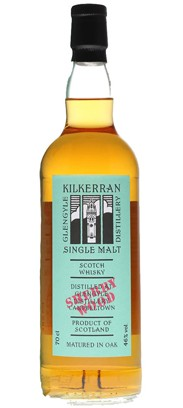 Kilkerran Work in Progress 7 sherry wood
