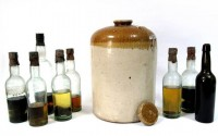 Un whisky version «Grand Bleu» aux enchères