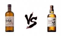 Miyagikyo Single Malt VS Yamazaki Distiller's Reserve