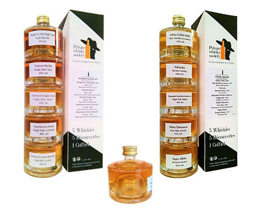Pack Whisky Nouveautés