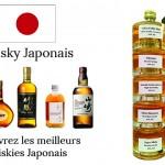 Coffret Whisky Japonais