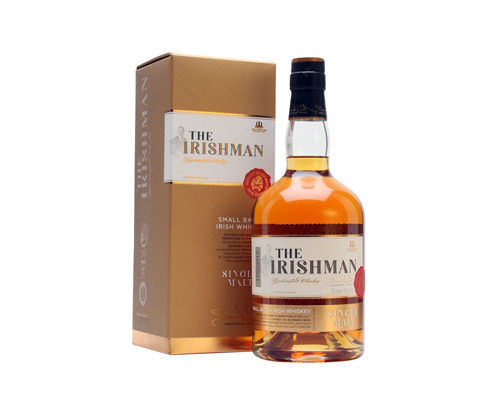 Irishman Small Batch 10 ans
