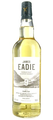 Caol Ila 9 ans James Eadie