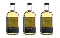 Kikori tente le whisky 100% riz