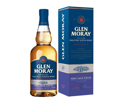 Glen Moray Port Cask Finish