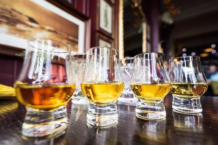 Dégustation de Whisky à Domicile