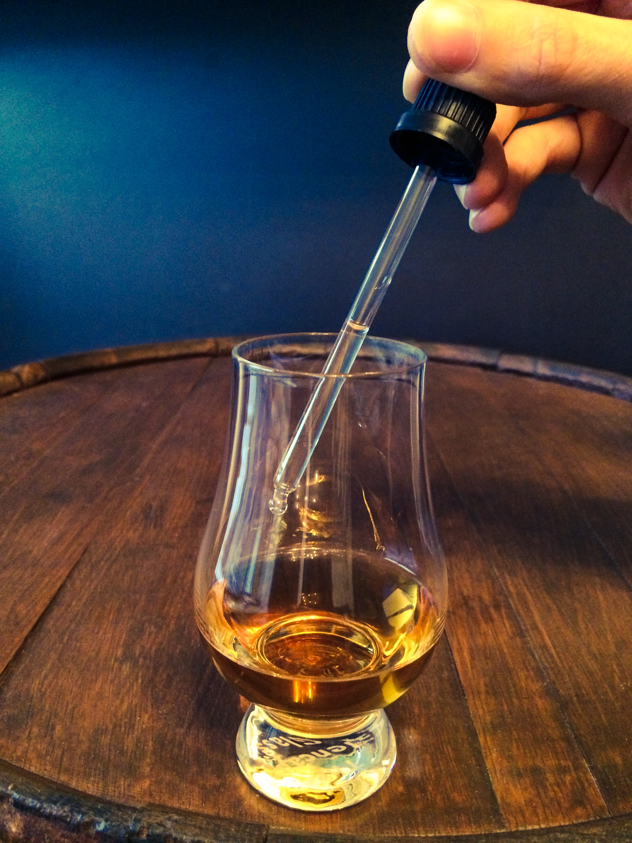 Whiskey Wasser