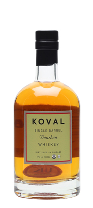 Koval Single Barrel Bourbon