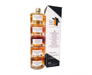 Coffret Maturation Sherry Casks