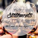 Ces anecdotes sur le whisky qu'on devrait ne plus jamais entendre