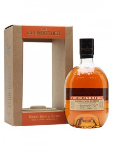 Glenrothes Sherry Reserve