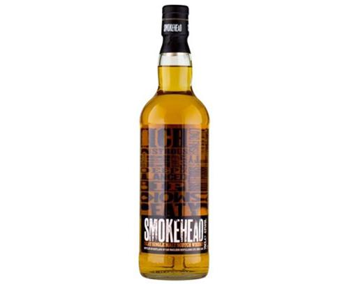 Smokehead 43%