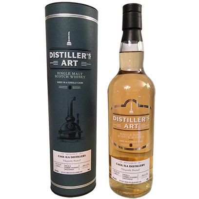Caol Ila Elegantly Peated Distiller's Art