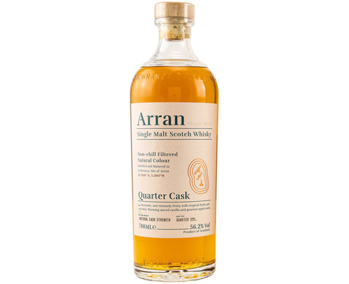 Arran The Bothy 56.2% – Note de dégustation
