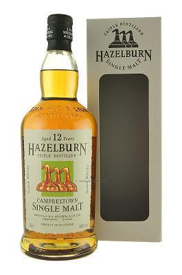Hazelburn 12 ans