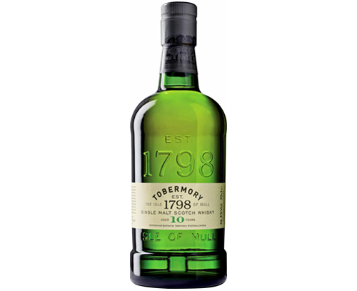 Tobermory 10 ans