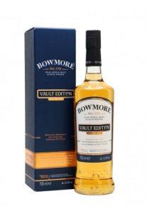 Bowmore Vault Edition 1st Release 51.5% – Note de dégustation