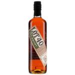 Lot n°40 Rye Whiskey 43% – Note de dégustation