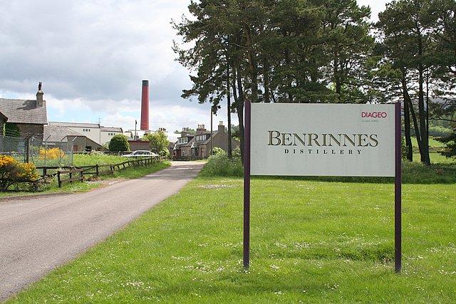 Distillerie Benrinnes