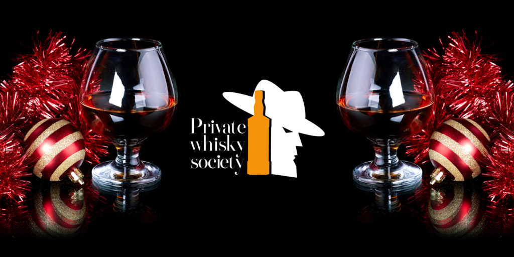 Private Whisky Society vous gâte pour Noël