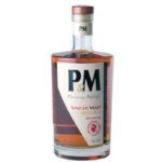 P&M single malt Signature 42% – Note de dégustation