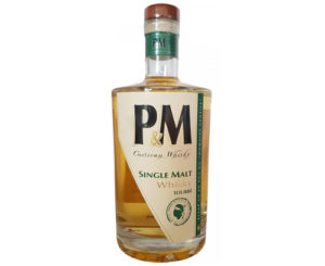 P&M single malt tourbé 42% – Note de dégustation