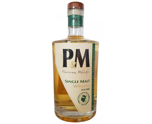 P&M single malt tourbé 42%