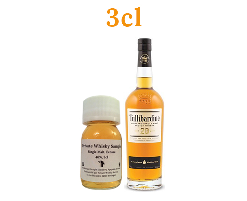 Les Private Whisky Samples pour Noël 2019