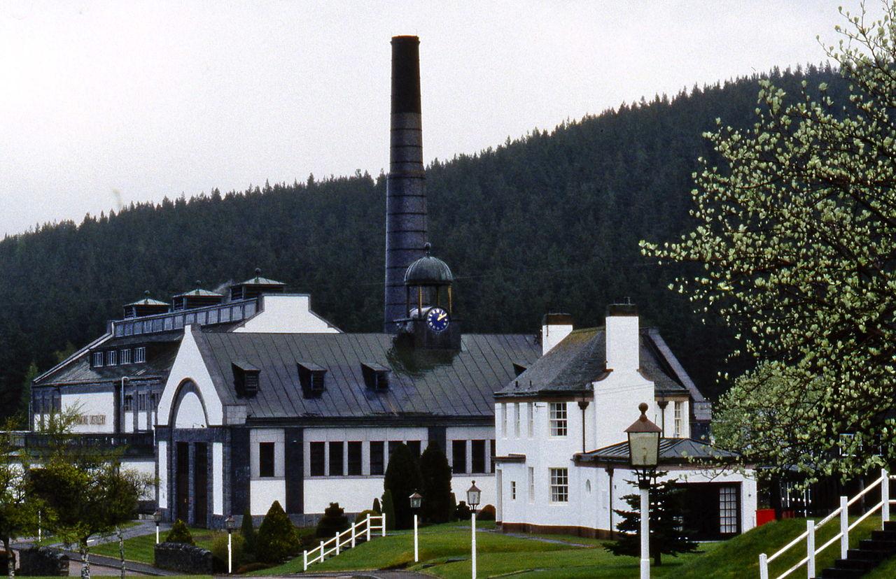 Distillerie Tormore