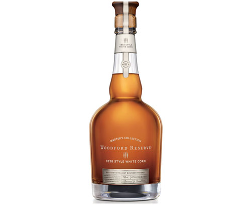 Woodford Reserve 1838 Style White Corn 45.2% – Note de dégustation