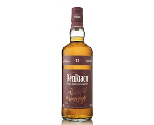 Benriach Sherry Wood 12 ans 46%