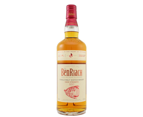 Benriach cask strength Batch #2 60.6%
