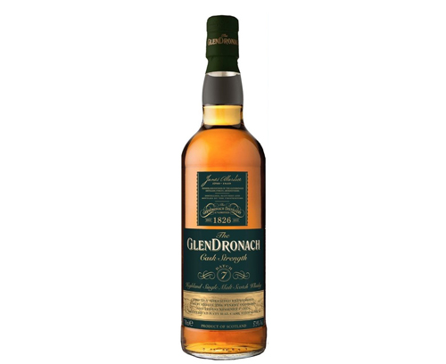 Glendronach Cask Strength Batch #7 57.9%