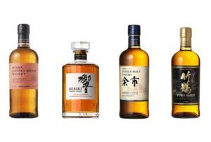Les whiskies japonais continuent de disparaitre des étagères