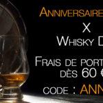 Et PWS fut créé le jour du Scotch Whisky Day