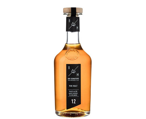 Bruno Mangin single cask Vin Jaune 12 ans 46%