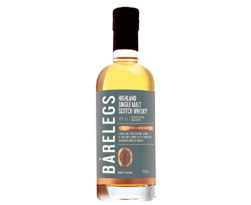 Barelegs Highland Single Malt Tourbé 46%