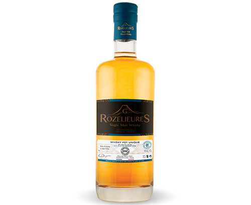 Rozelieures Collection Fût Unique Rhum HSE 46%