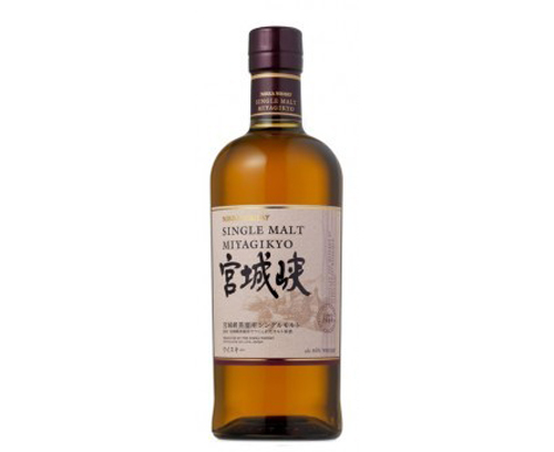 Miyagikyo Single Malt 45% – Note de dégustation