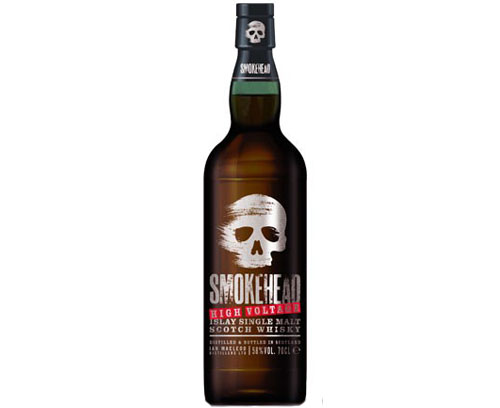 Smokehead High Voltage 58% – Note de dégustation
