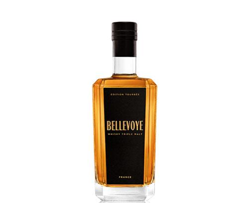 Bellevoye Noir Edition Tourbée 43%