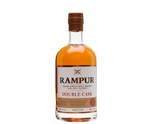 Rampur Double Cask 45%