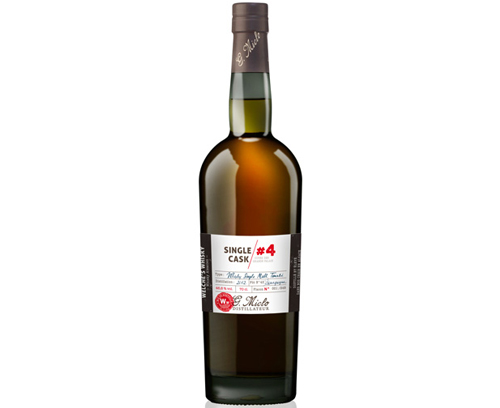 Miclo Welche's Single Cask Tourbé 46.6% – Note de dégustation