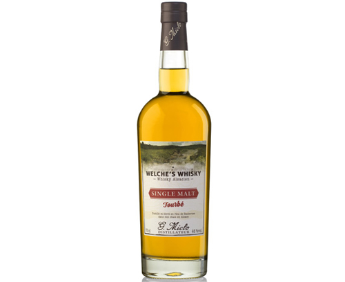 Miclo Welche's Whisky Tourbé 43%